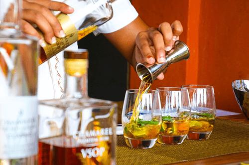 cocktails en casa