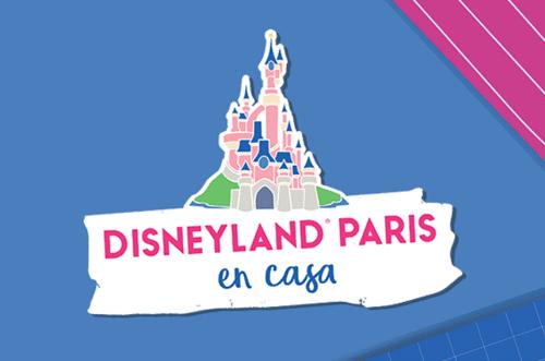 Disneyland París en casa