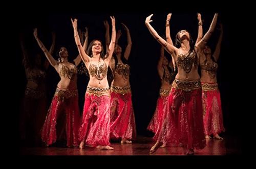 Danza árabe clases online