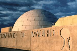 El Planetario de Madrid
