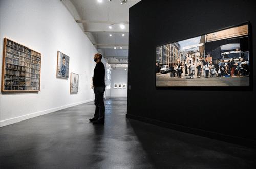 Exposición Cámara y Ciudad
