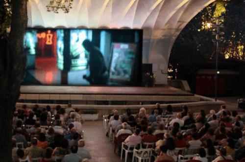 cine de verano Ciudad Lineal cines de verano
