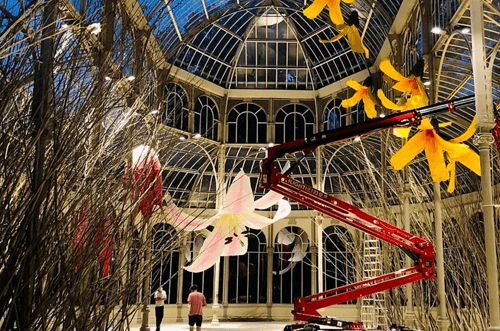 Exposición Petrit Halilaj