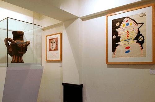 Museo Picasso Buitrago de Lozoya Madrid