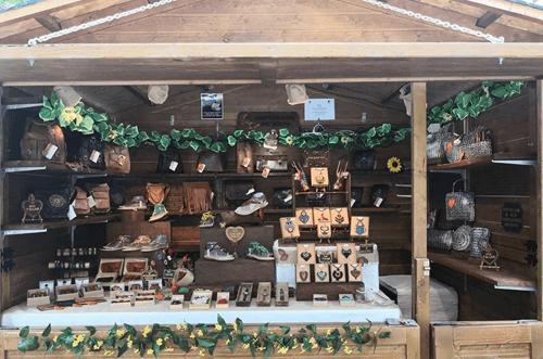 Feria de artesanía Madrid