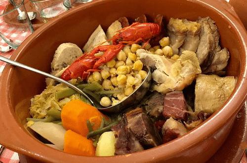 qué comer en chinchón madrid
