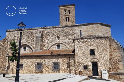 Iglesia de Santo Tomás Buitrago de Lozoya Madrid