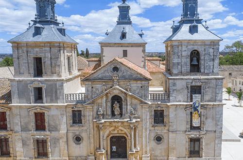 iglesia nuevo baztán madrid