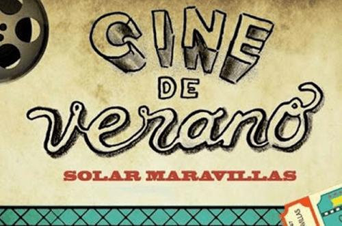 cine de verano Solar Maravillas