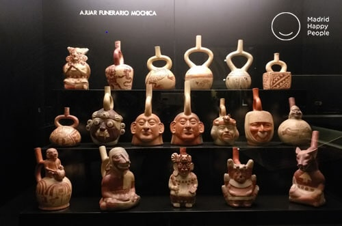 museo de américa madrid
