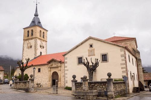 Iglesia de San Andrés Apóstol Rascafría Madrid