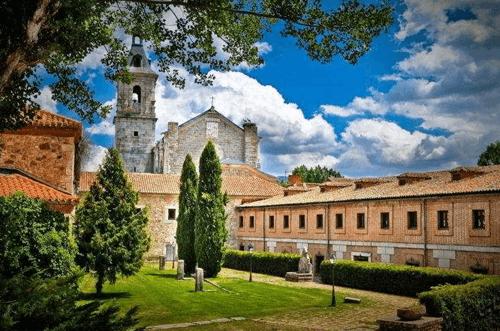 Monasterio de Santa María de El Paular