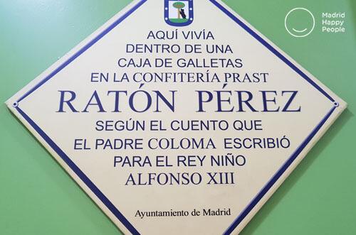 La casa del Ratoncito Pérez