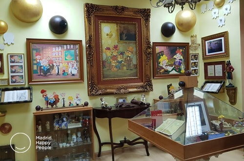 Museo ratón Pérez Madrid