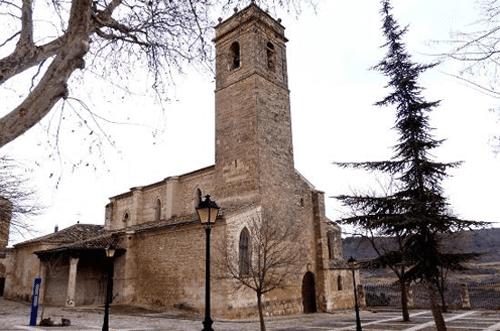 Iglesia de Santa María de la Peña