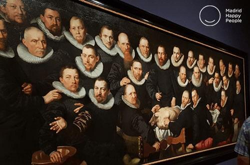 exposición Velázquez Rembrandt Vermeer