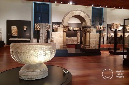 exposiciones museo arqueológico madrid