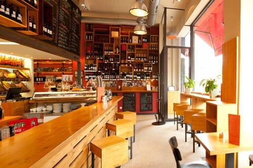 restaurante café del rey