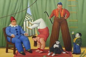 Exposición Botero