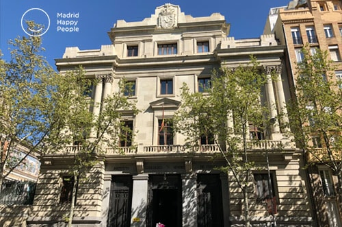 Museo geominero de Madrid