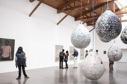 Galerías de arte Madrid