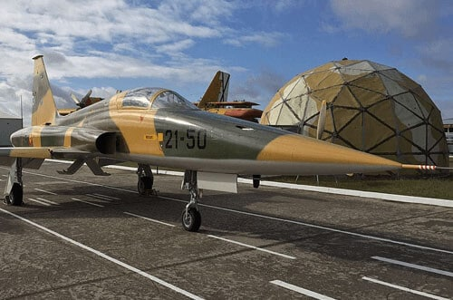 Museo del aire Madrid