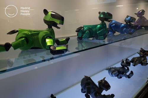 museo del robot madrid