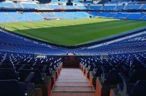 Museo Estadio Santiago Bernabéu