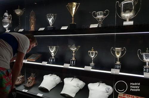 Horario Tour Bernabéu