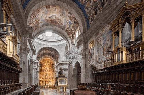 Basílica del Escorial  - San Lorenzo del Escorial - El Escorial