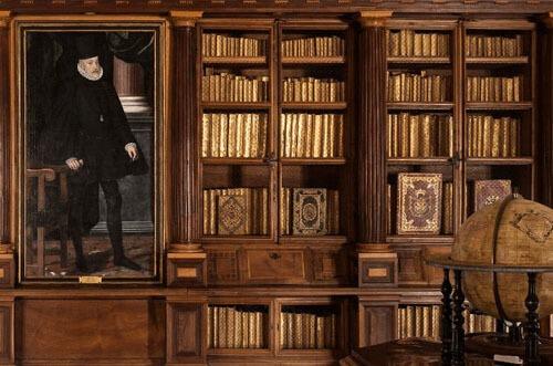 San Lorenzo del Escorial Biblioteca del Escorial
