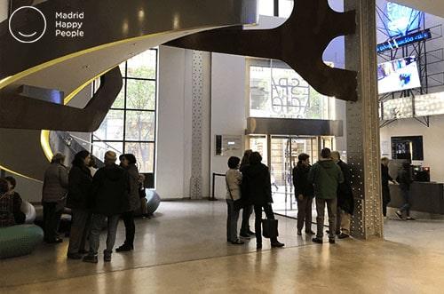 Exposiciones temporales Fundación Telefónica