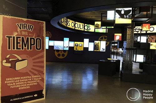 Exposición Telecomunicaciones Madrid