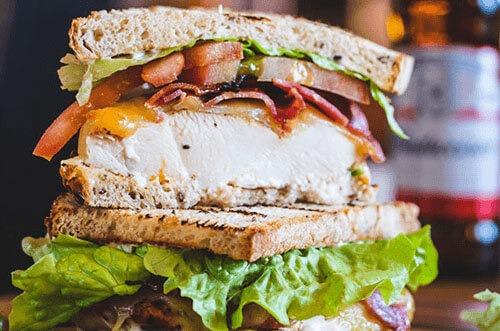 sandwiches madrid new york Burger
