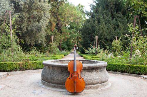 conciertos Real Jardín Botánico