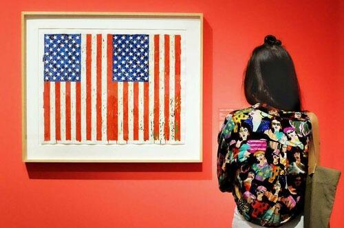 exposición el sueño americano caixaforum madrid