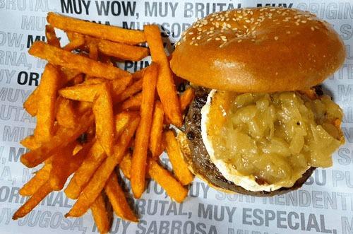 hamburguesa nostra - comida a domicilio en madrid