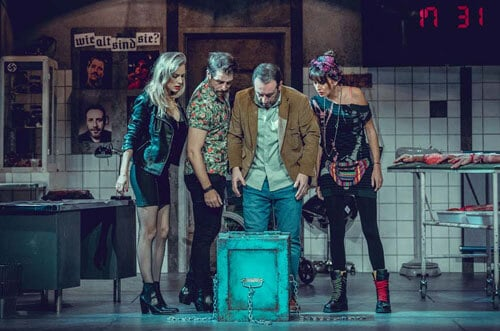 entradas escape room comedia