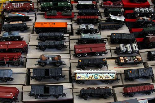 mercadillo del modelismo ferroviario