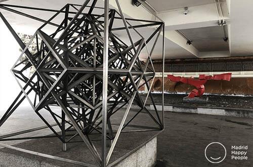 Artistas españoles Museo de Escultura al aire libre