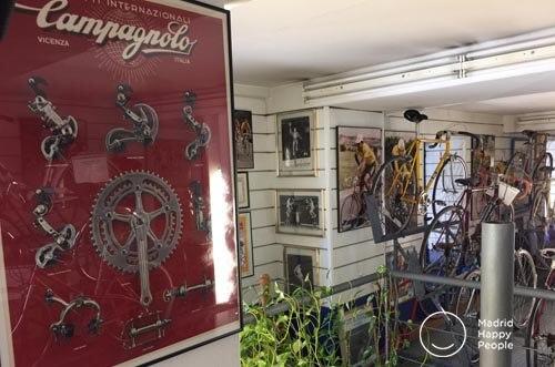 Museo de la bicicleta horarios