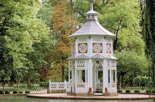 jardín del príncipe aranjuez