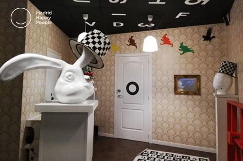 aventurico escape room para niños