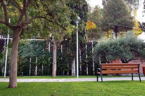parque bravo murillo