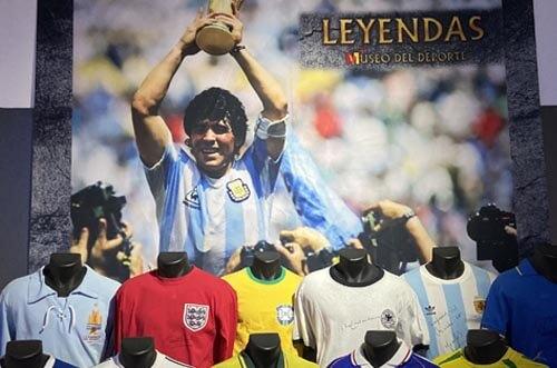 exposición leyendas del deporte