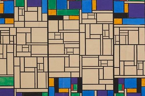 Exposición Piet Mondrian