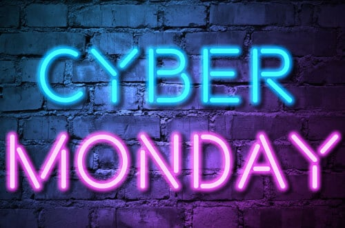 cyber monday black friday entradas