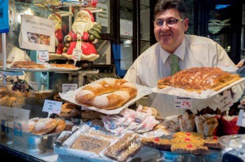 Antigua Pastelería del Pozo - roscón de reyes madrid