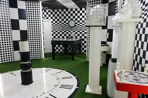 aventurico escape room madrid - descuentos de Madrid