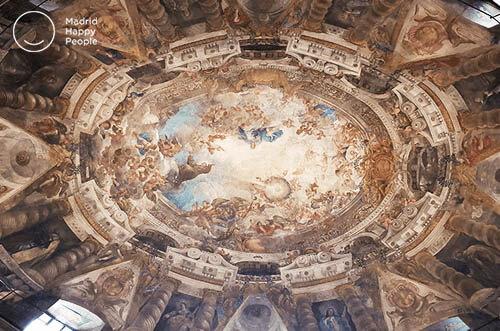 capilla sixtina de Madrid